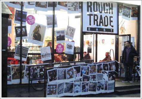 rough trade shop